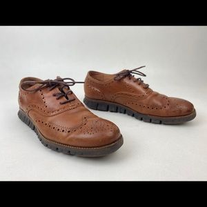Cole Haan ZeroGrand Wingtip Oxford